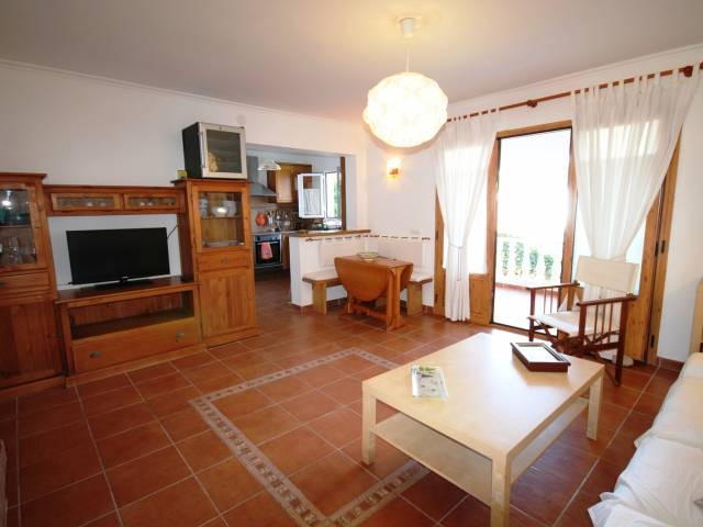Image 13 | Villa of 4 apartments for rent in large garden with pool in Punta Grossa, Menorca for sale  196792