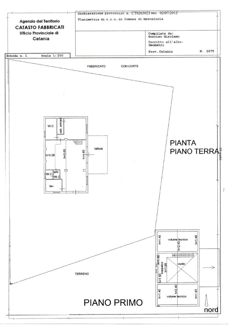 Image 27 | 2 bedroom villa for sale with 1,150m2 of land, Mascalucia, Catania, Sicily 197275