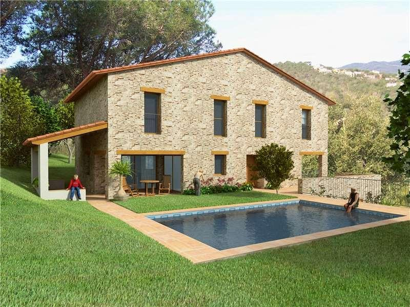 Image 1   4 bedroom villa for sale with 0.67 hectares of land, Calonge, Girona Costa Brava, Catalonia 197709