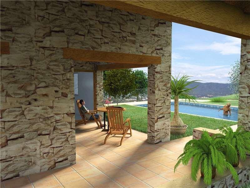 Image 2   4 bedroom villa for sale with 0.67 hectares of land, Calonge, Girona Costa Brava, Catalonia 197709