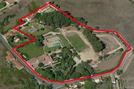 Image 2   Beautiful restored hunting lodge for sale in Sintra, Portugal with over 2 hectares of land 198387