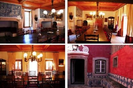 Image 4   Beautiful restored hunting lodge for sale in Sintra, Portugal with over 2 hectares of land 198387