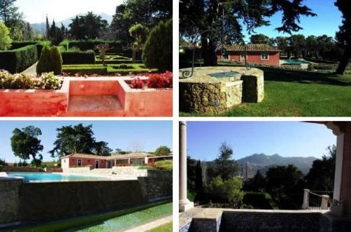 Image 6   Beautiful restored hunting lodge for sale in Sintra, Portugal with over 2 hectares of land 198387
