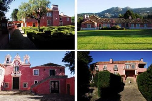 Image 8   Beautiful restored hunting lodge for sale in Sintra, Portugal with over 2 hectares of land 198387