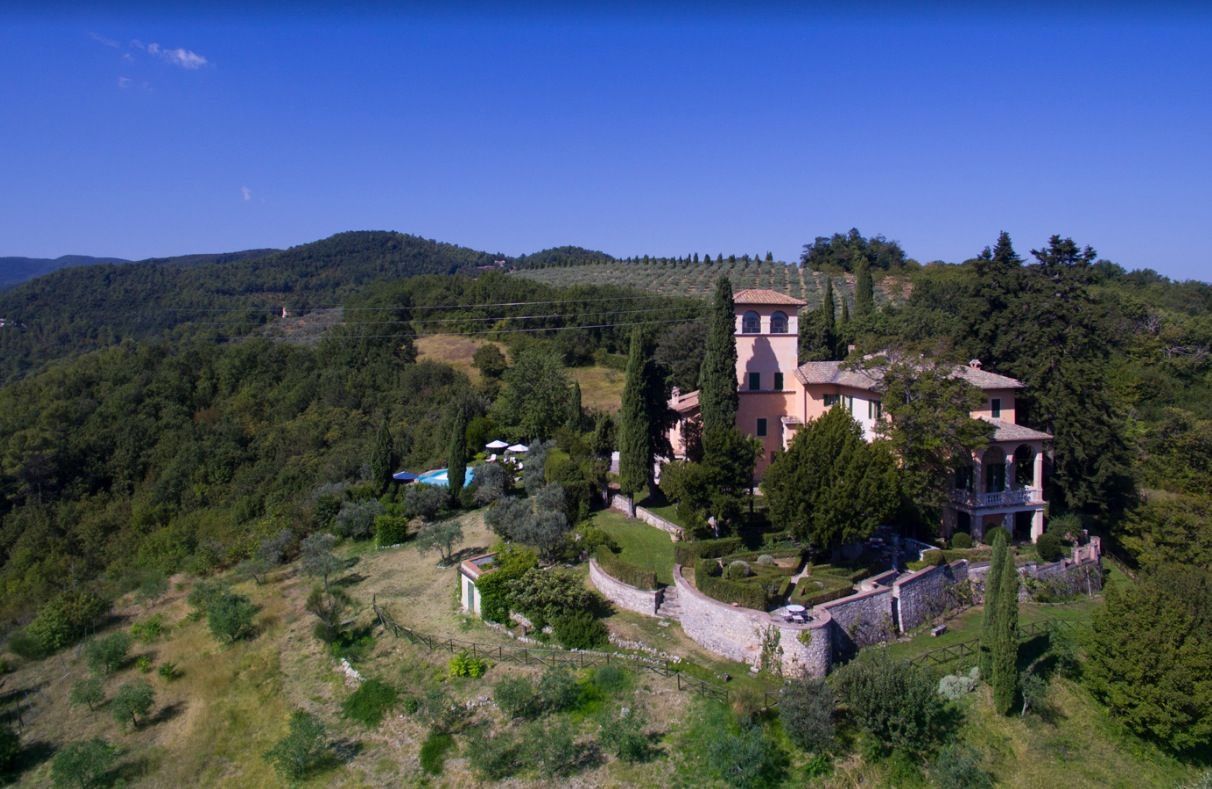 Image 36 | 11 bedroom hotel for sale with 110,000m2 of land, Perugia, Umbria 198762