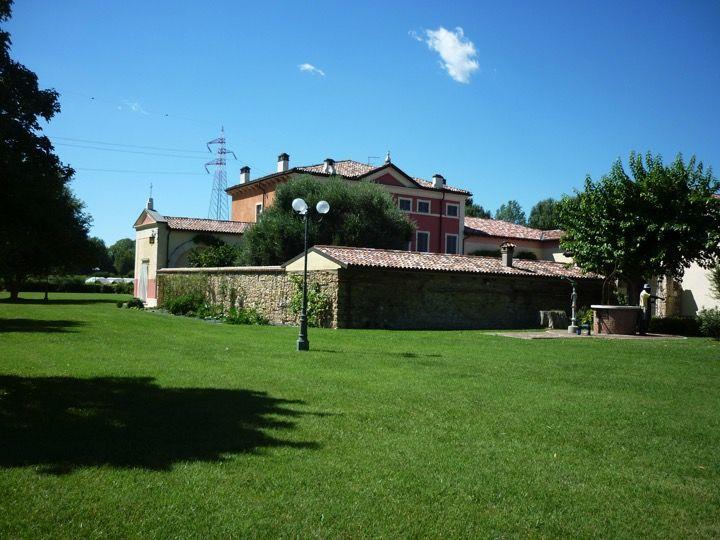 Image 3 | 9 bedroom villa for sale with 40,000m2 of land, Verona, Veneto 199206