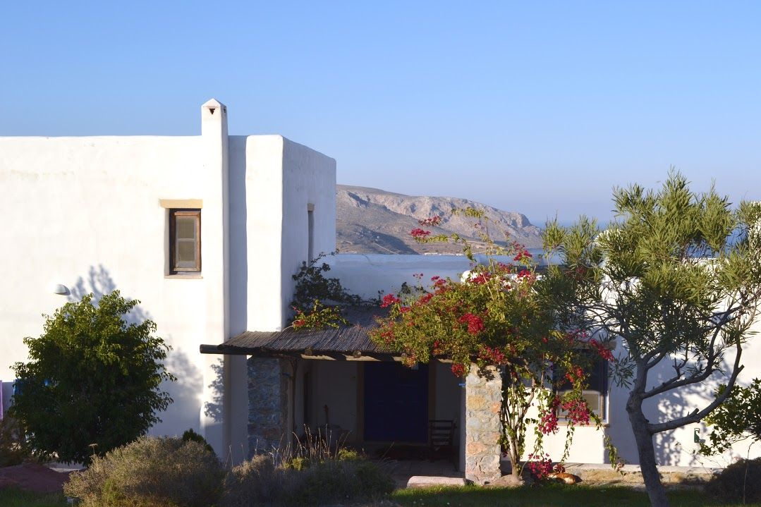 Image 1 | Lovely Character  Villa with 5 Bedrooms for Sale in Leros, Greece 199246