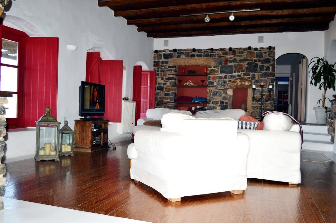 Image 17 | Lovely Character  Villa with 5 Bedrooms for Sale in Leros, Greece 199246