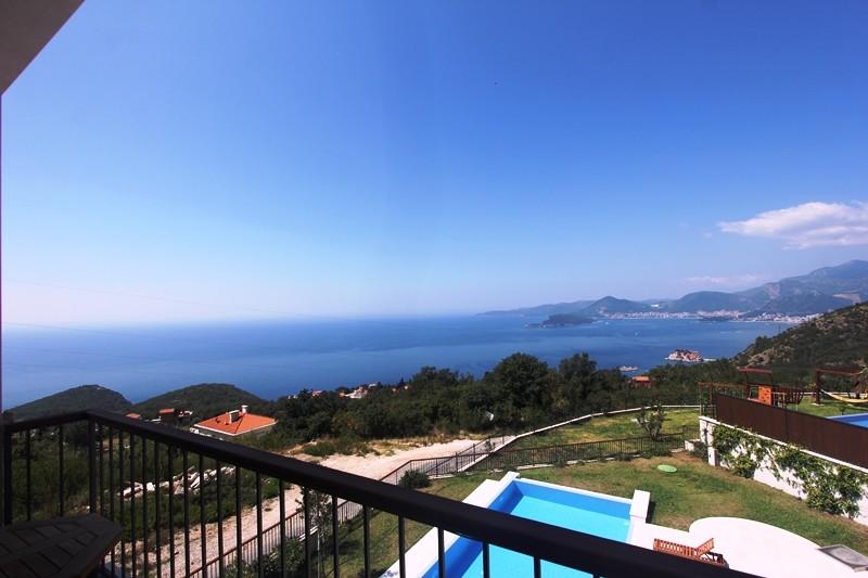 Image 21 | 4 bedroom villa for sale with 860m2 of land, Blizikuce, Budva, Coastal Montenegro 199760