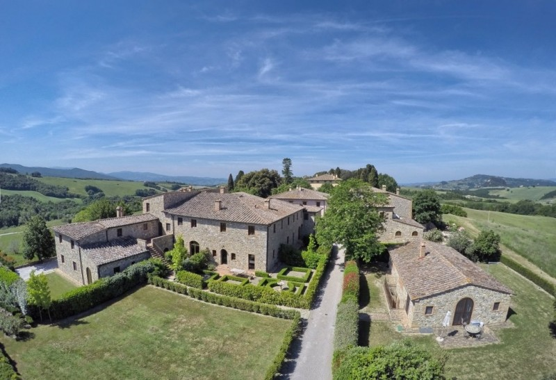 Image 1 | 2 bedroom house for sale with 400m2 of land, Sant' Anastasio, Volterra, Pisa, Tuscany 200321