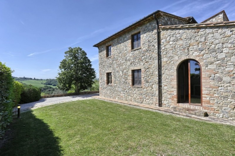 Image 2 | 2 bedroom house for sale with 400m2 of land, Sant' Anastasio, Volterra, Pisa, Tuscany 200321