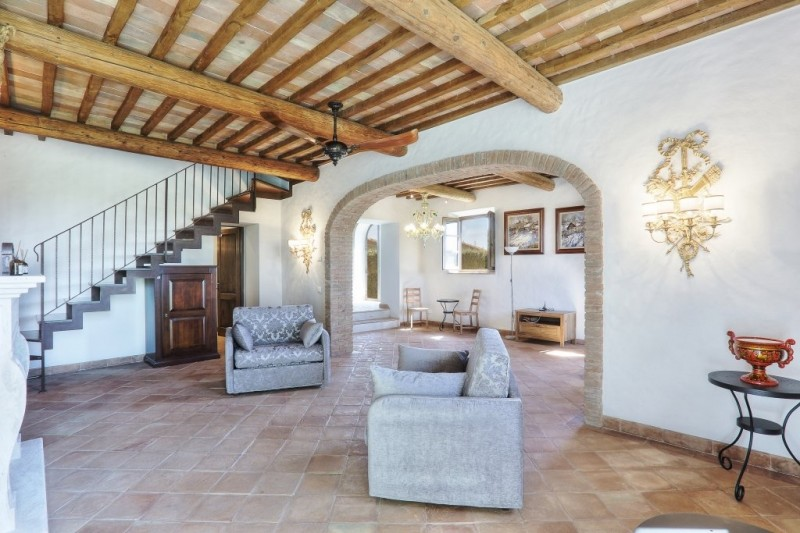 Image 3 | 2 bedroom house for sale with 400m2 of land, Sant' Anastasio, Volterra, Pisa, Tuscany 200321