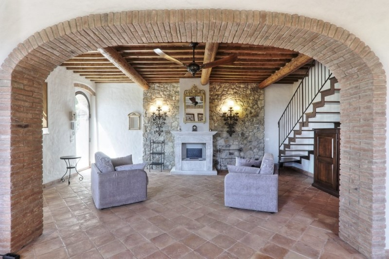 Image 4 | 2 bedroom house for sale with 400m2 of land, Sant' Anastasio, Volterra, Pisa, Tuscany 200321