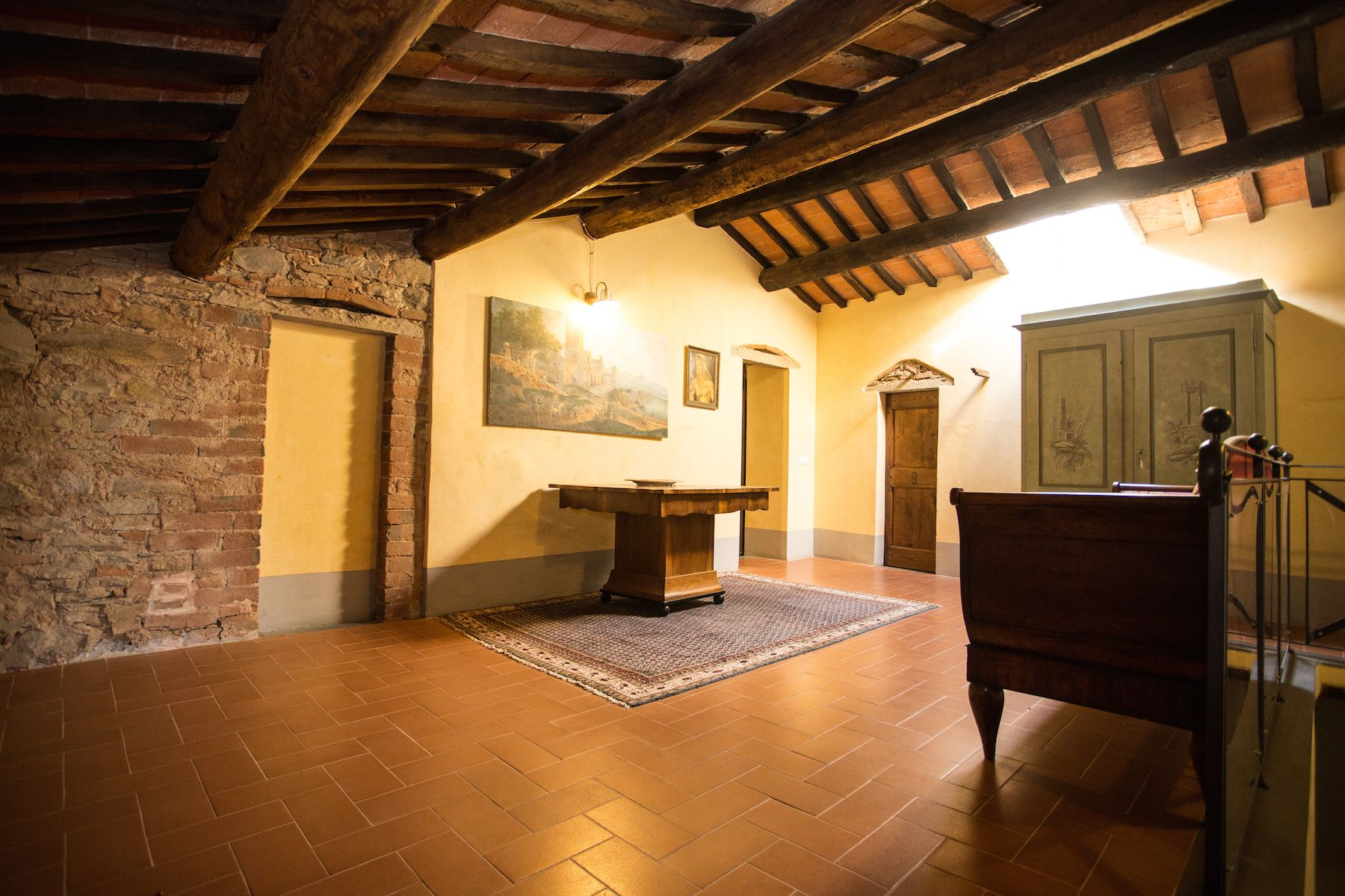 Image 14   13 bedroom villa for sale with 1 hectares of land, Arezzo, Chianti Wine Region 200333