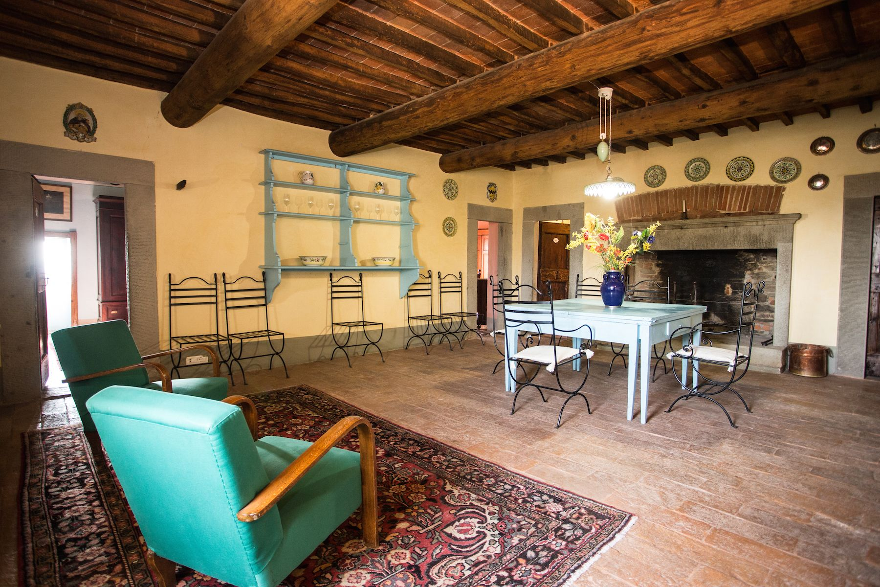 Image 20   13 bedroom villa for sale with 1 hectares of land, Arezzo, Chianti Wine Region 200333