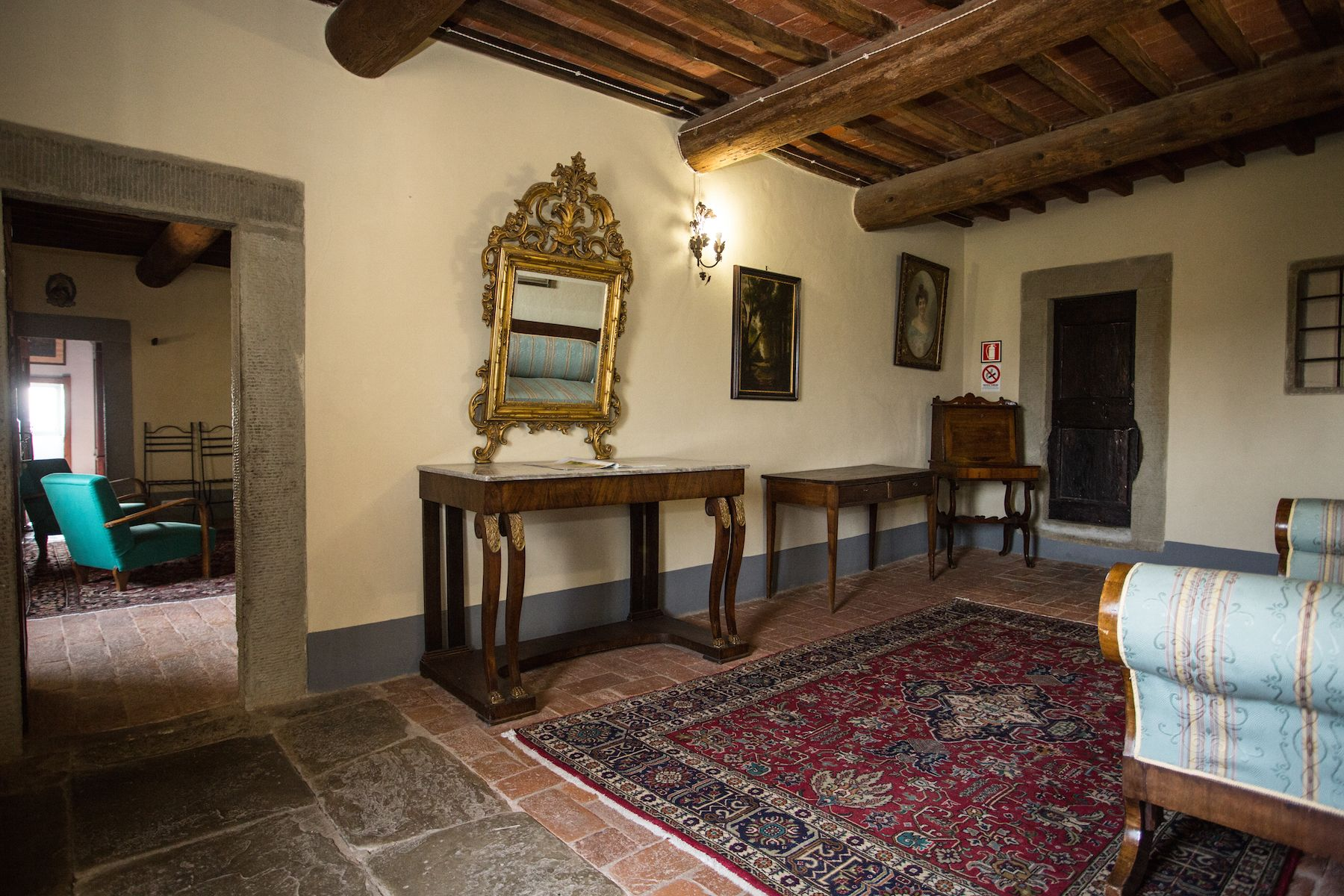 Image 24   13 bedroom villa for sale with 1 hectares of land, Arezzo, Chianti Wine Region 200333
