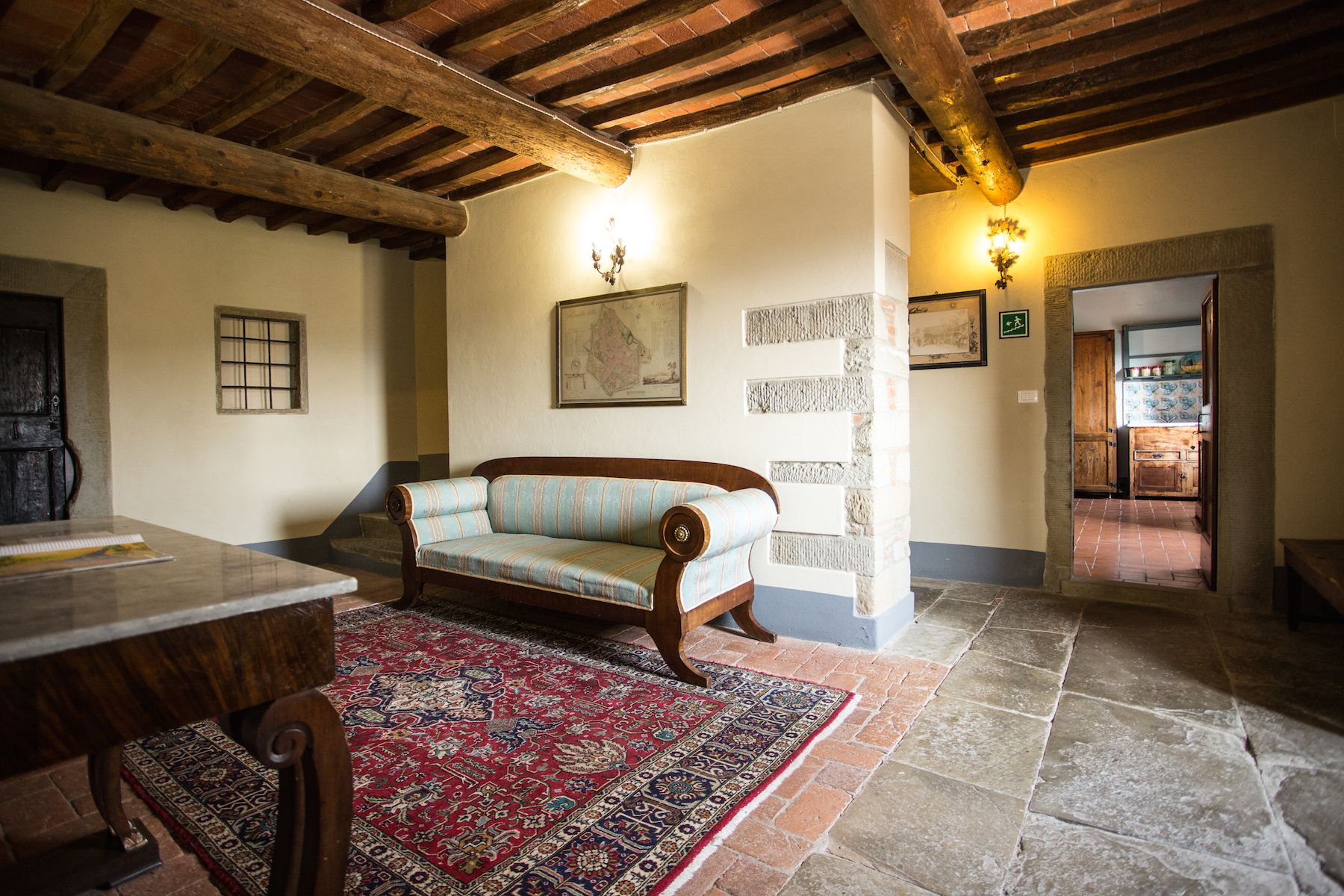 Image 25   13 bedroom villa for sale with 1 hectares of land, Arezzo, Chianti Wine Region 200333