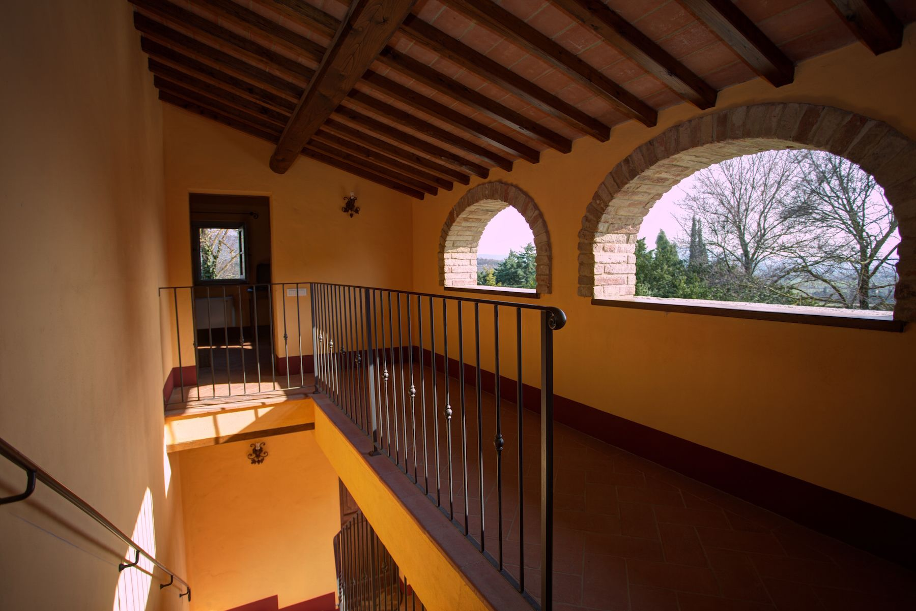 Image 34   13 bedroom villa for sale with 1 hectares of land, Arezzo, Chianti Wine Region 200333