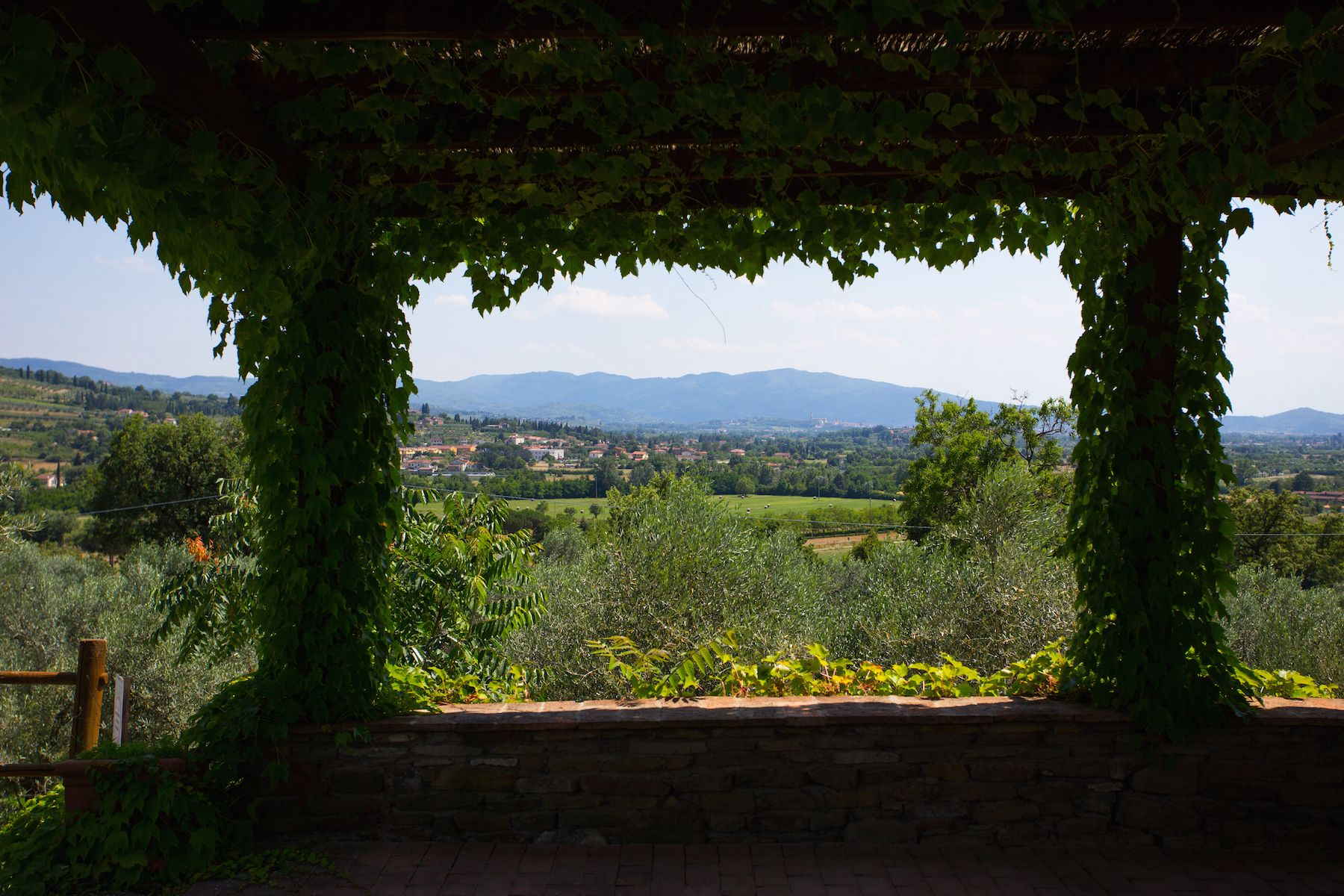 Image 6   13 bedroom villa for sale with 1 hectares of land, Arezzo, Chianti Wine Region 200333