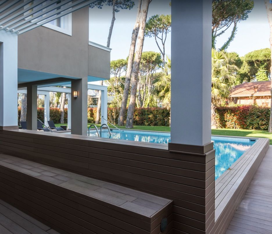 Image 4 | 8 bedroom villa for sale with 1,540m2 of land, Forte dei Marmi, Lucca, Tuscany 200386