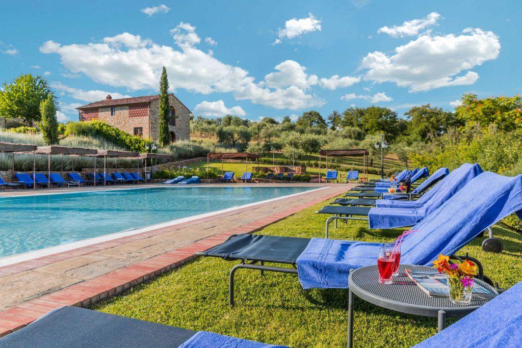 Image 8 | Prestigious Estate with a total of 80 bedrooms for sale, located in Bucine, Arezzo 200986