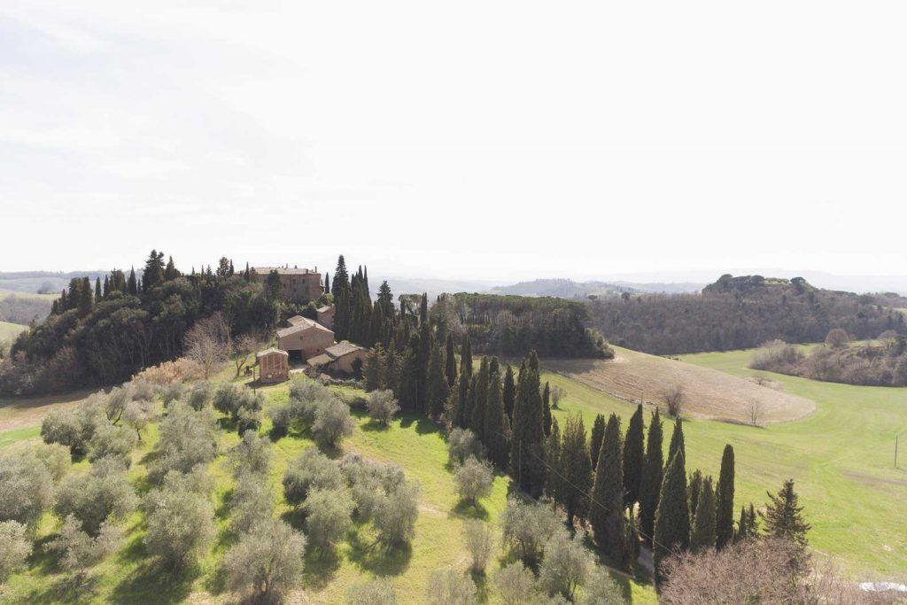 Image 1 | 20 bedroom manor house for sale with 260 hectares of land, Montalcino, Siena, Tuscany 200988