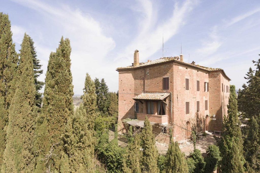 Image 10 | 20 bedroom manor house for sale with 260 hectares of land, Montalcino, Siena, Tuscany 200988