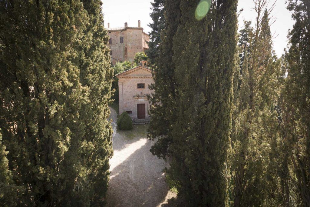 Image 13 | 20 bedroom manor house for sale with 260 hectares of land, Montalcino, Siena, Tuscany 200988