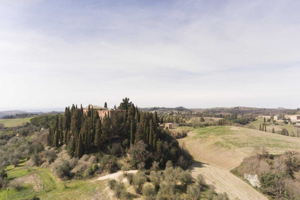 Image 22 | 20 bedroom manor house for sale with 260 hectares of land, Montalcino, Siena, Tuscany 200988