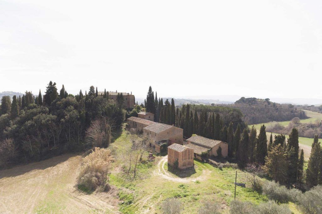 Image 5 | 20 bedroom manor house for sale with 260 hectares of land, Montalcino, Siena, Tuscany 200988
