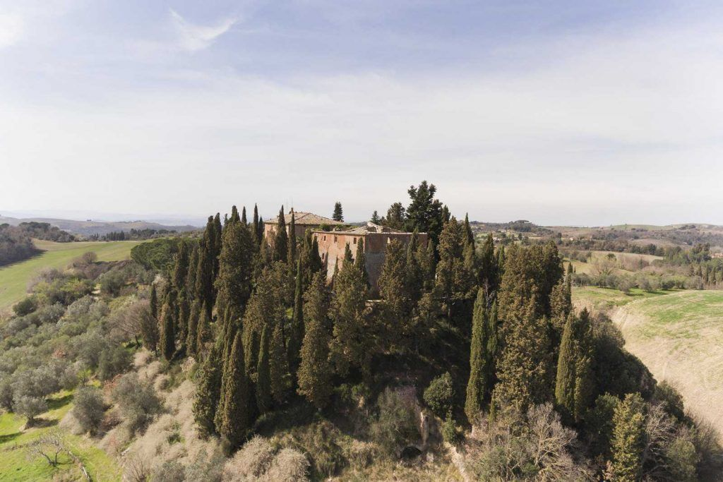 Image 6 | 20 bedroom manor house for sale with 260 hectares of land, Montalcino, Siena, Tuscany 200988