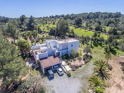 Image 1 | 4 bedroom villa for sale with 1 hectares of land, Santa Gertrudis de Fruitera, Central Ibiza, Ibiza 201040