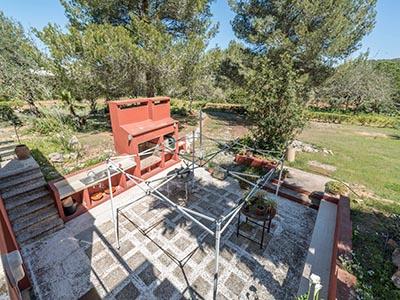 Image 17 | 4 bedroom villa for sale with 1 hectares of land, Santa Gertrudis de Fruitera, Central Ibiza, Ibiza 201040