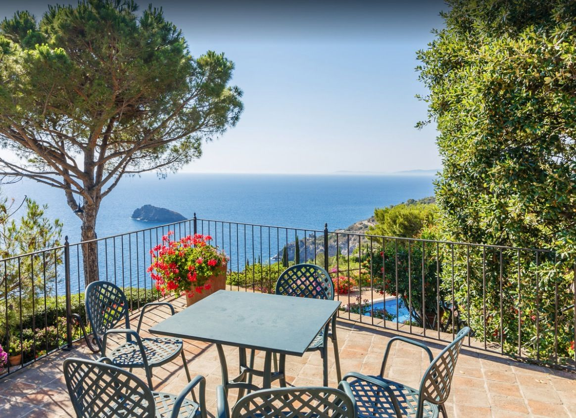 Image 12 | Stunning estate in Tuscany with 20 bedrooms for sale on Monte Argentario 201541