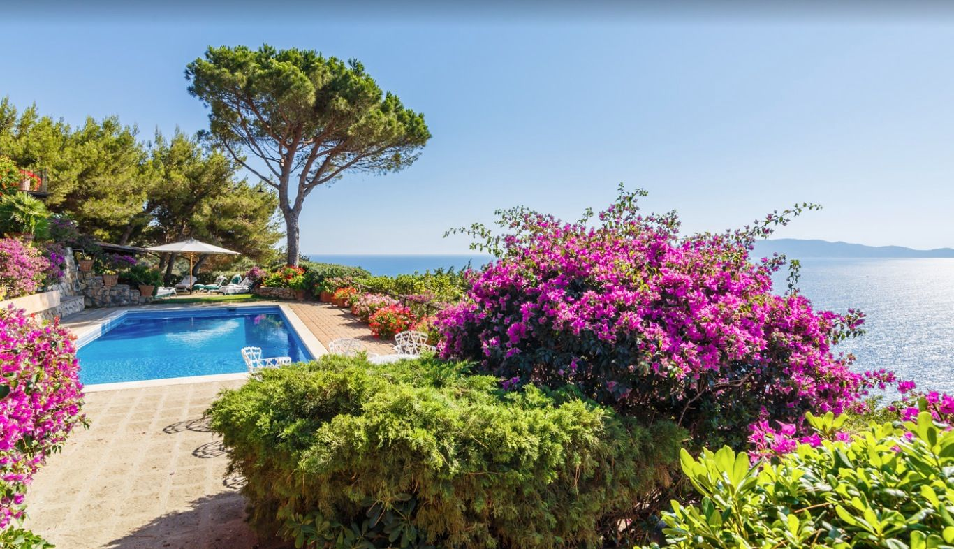 Image 27 | Stunning estate in Tuscany with 20 bedrooms for sale on Monte Argentario 201541