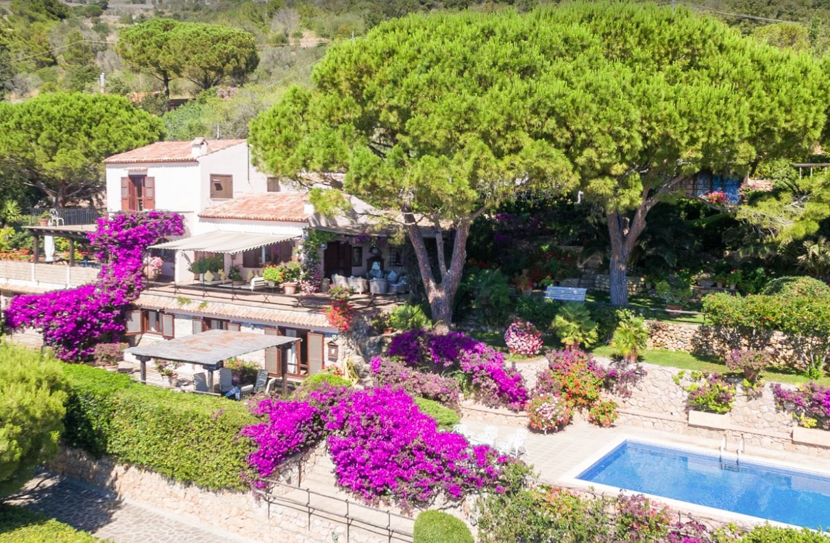 Image 32 | Stunning estate in Tuscany with 20 bedrooms for sale on Monte Argentario 201541