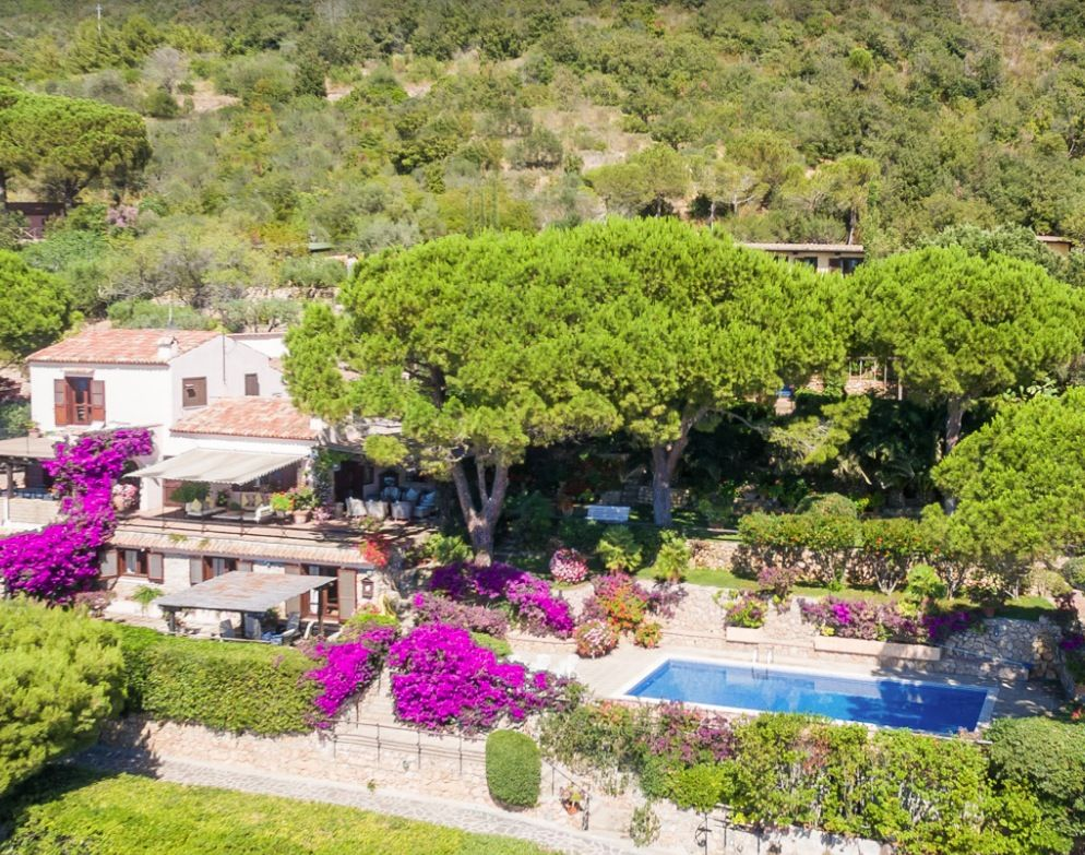 Image 33 | Stunning estate in Tuscany with 20 bedrooms for sale on Monte Argentario 201541