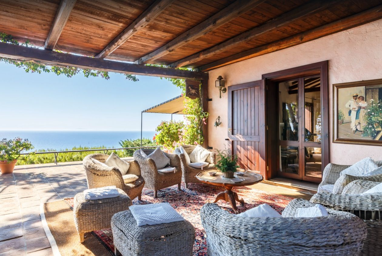 Image 4 | Stunning estate in Tuscany with 20 bedrooms for sale on Monte Argentario 201541