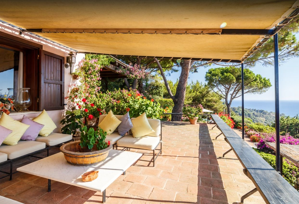 Image 7 | Stunning estate in Tuscany with 20 bedrooms for sale on Monte Argentario 201541