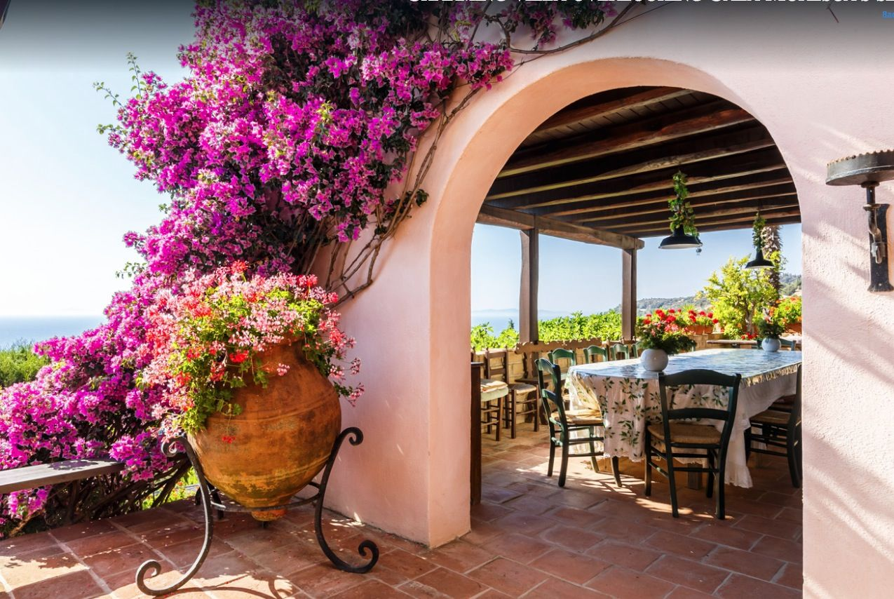 Image 8 | Stunning estate in Tuscany with 20 bedrooms for sale on Monte Argentario 201541