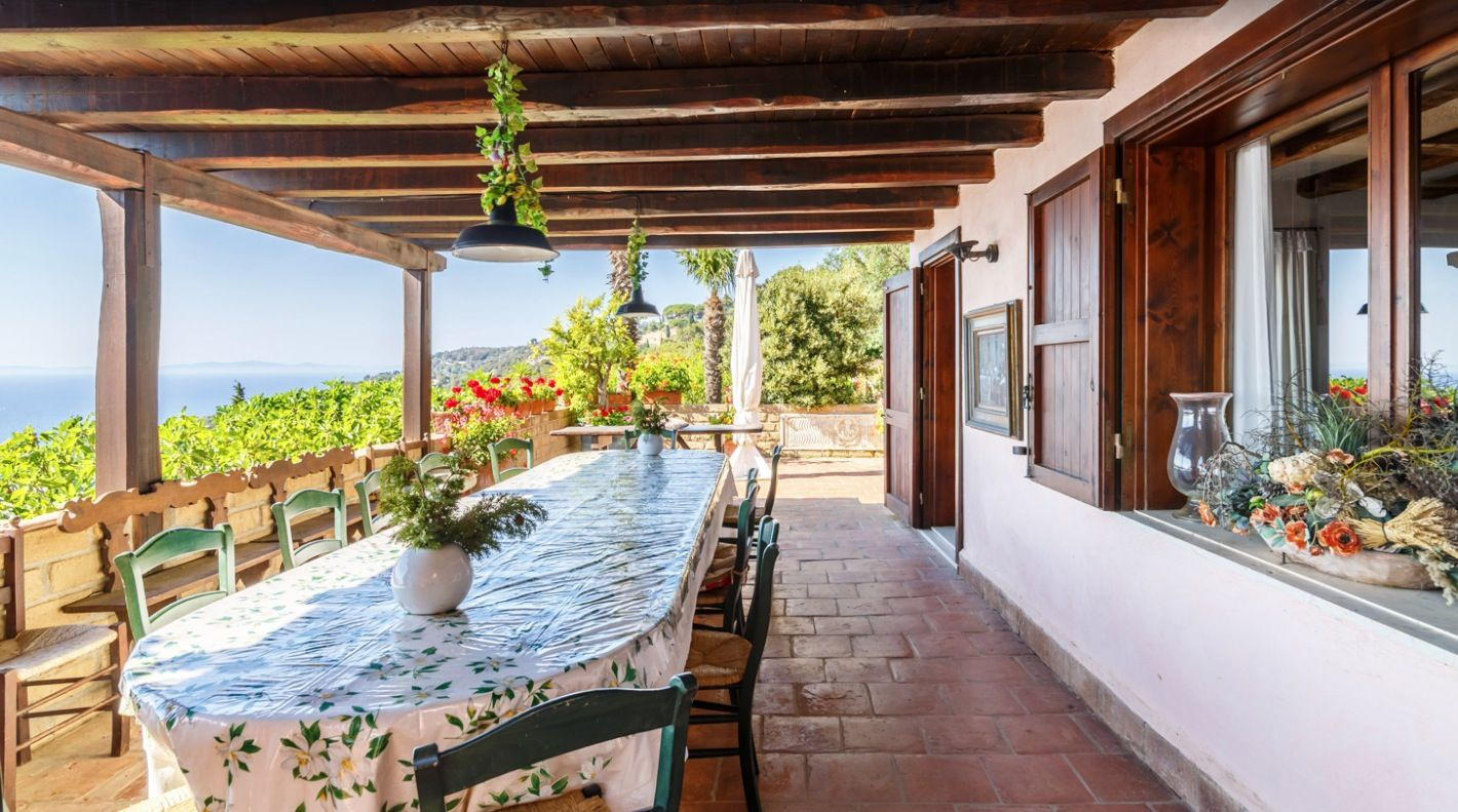Image 9 | Stunning estate in Tuscany with 20 bedrooms for sale on Monte Argentario 201541