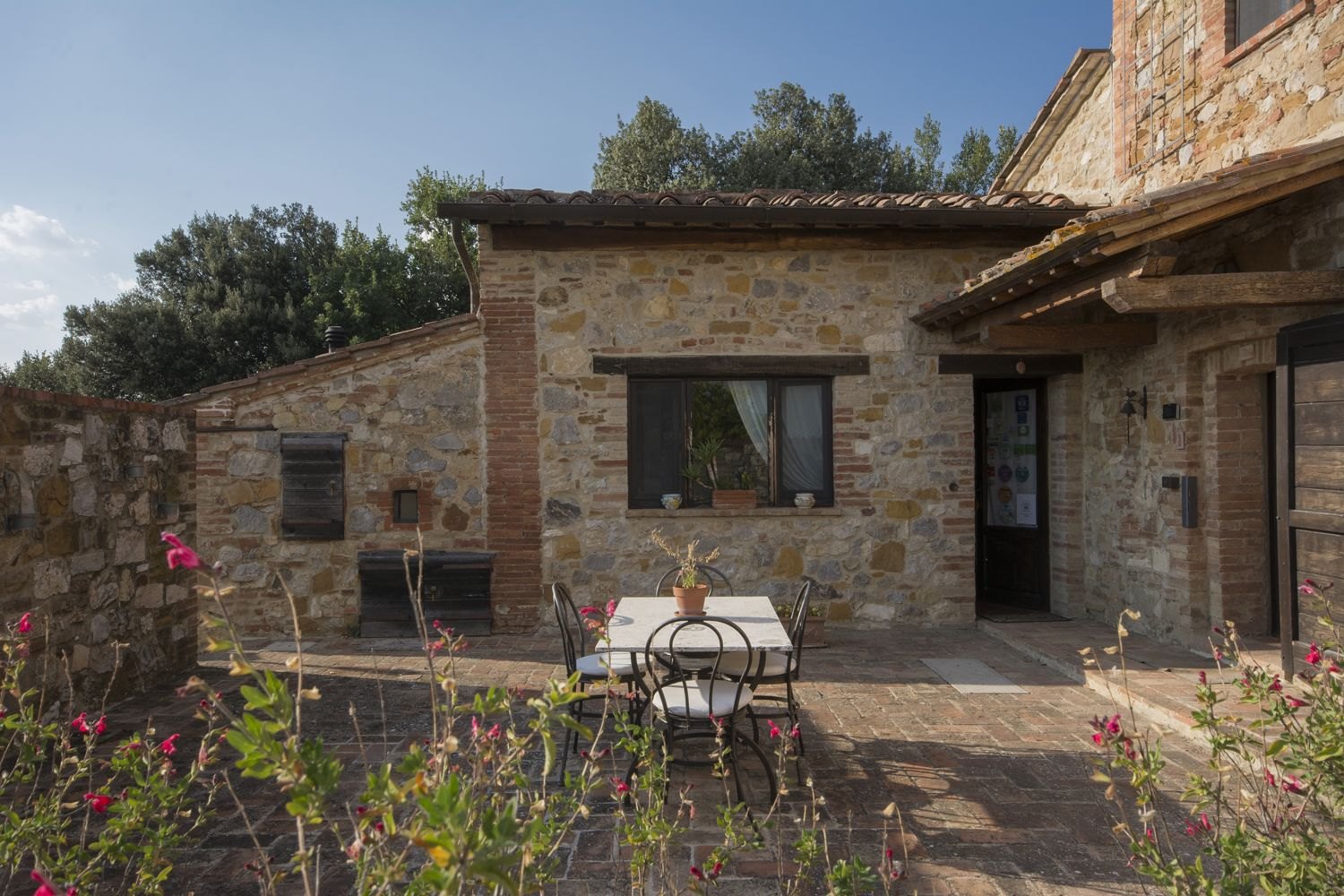 Image 11 | 4 bedroom villa for sale with 110 hectares of land, Trequanda, Siena, Chianti Wine Region 202371