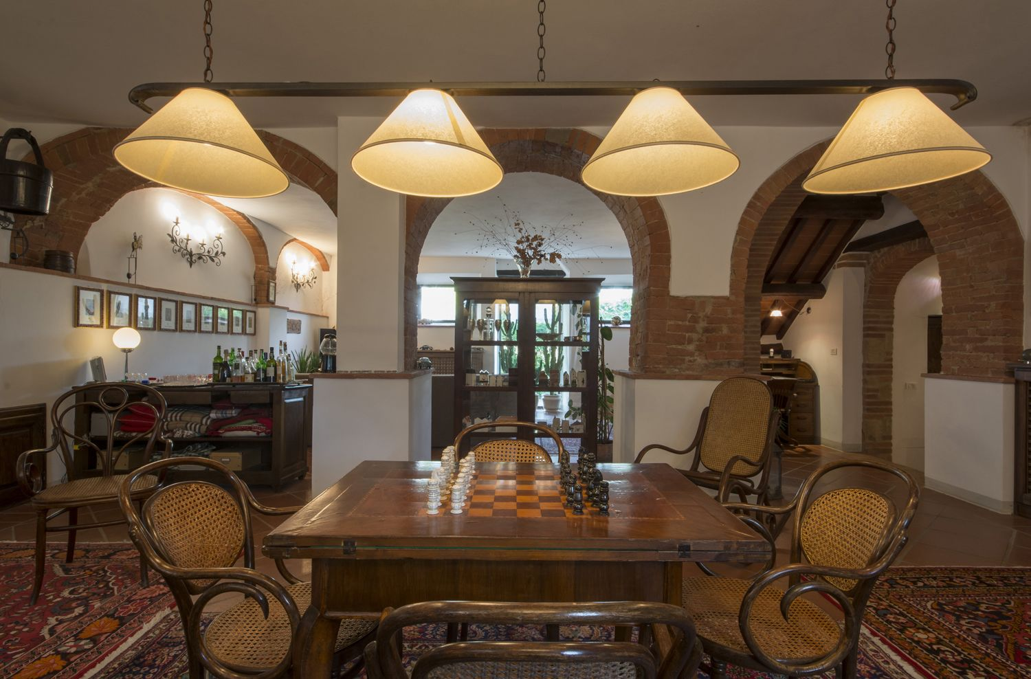 Image 16 | 4 bedroom villa for sale with 110 hectares of land, Trequanda, Siena, Chianti Wine Region 202371