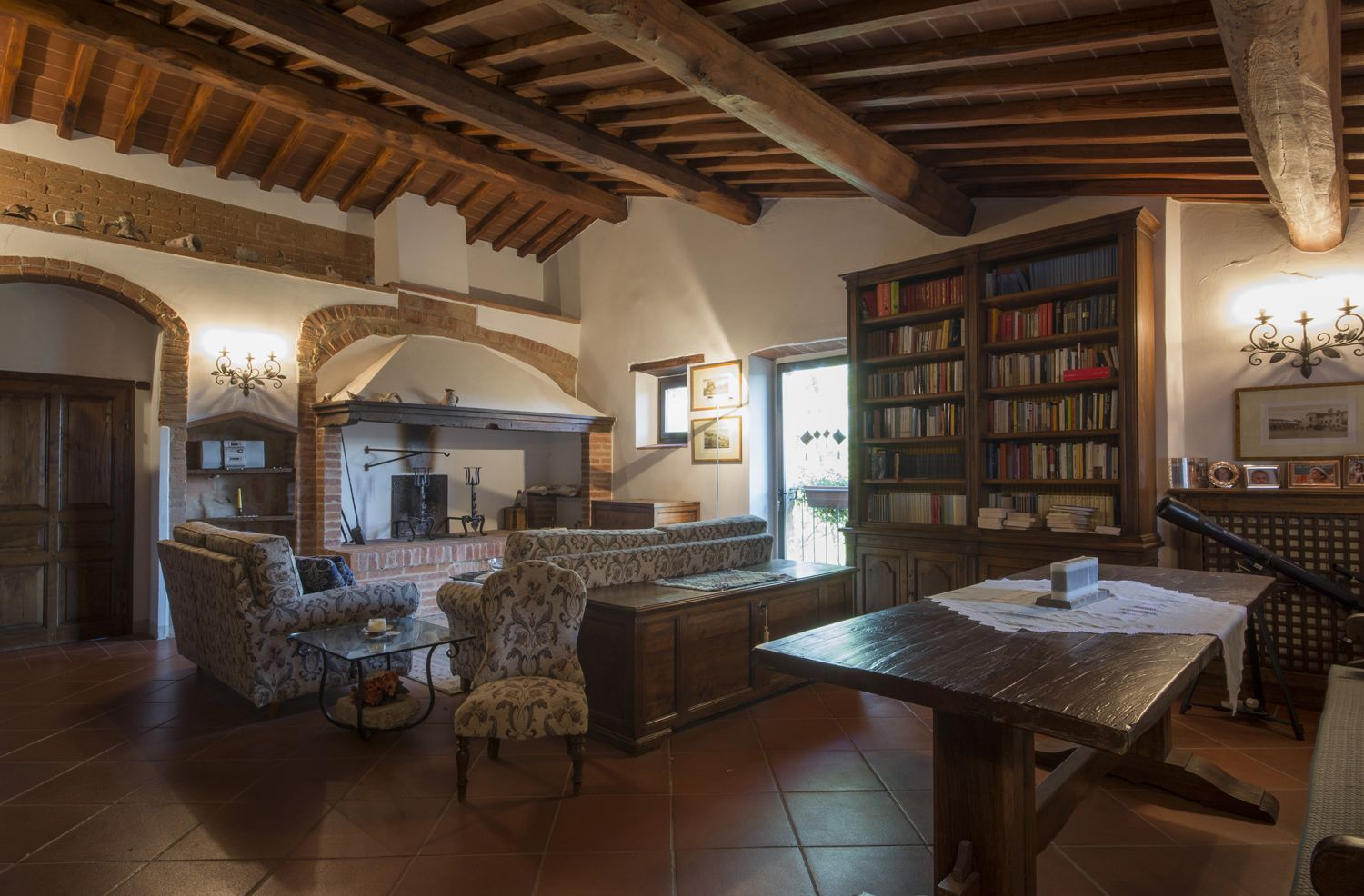 Image 18 | 4 bedroom villa for sale with 110 hectares of land, Trequanda, Siena, Chianti Wine Region 202371