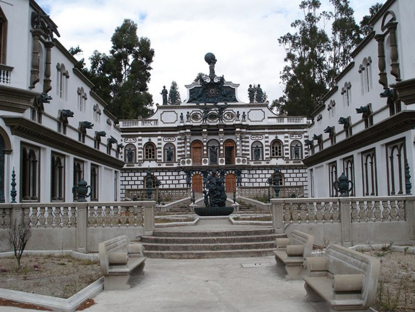 Image 17 | 50 bedroom castle for sale with 28.5 hectares of land, Cayambe, Pichincha 202658