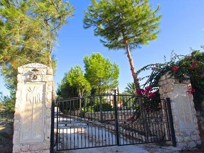 Image 1 | 4 bedroom villa for sale with 0.44 hectares of land, Latchi, Paphos 202829