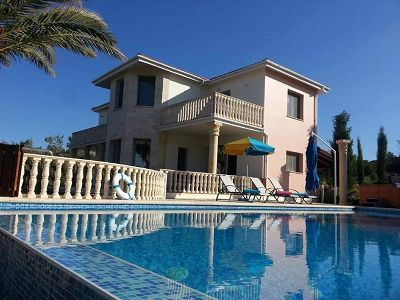 Image 10 | 4 bedroom villa for sale with 0.44 hectares of land, Latchi, Paphos 202829