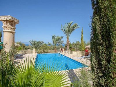 Image 16 | 4 bedroom villa for sale with 0.44 hectares of land, Latchi, Paphos 202829