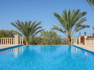 Image 2 | 4 bedroom villa for sale with 0.44 hectares of land, Latchi, Paphos 202829