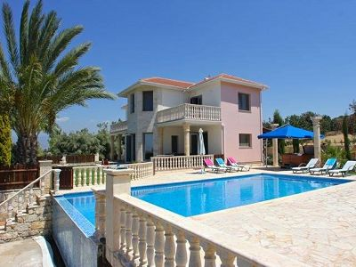 Image 3 | 4 bedroom villa for sale with 0.44 hectares of land, Latchi, Paphos 202829
